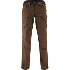 Klättermusen W's Gere 2.0 Regular Pants Dark Coffee